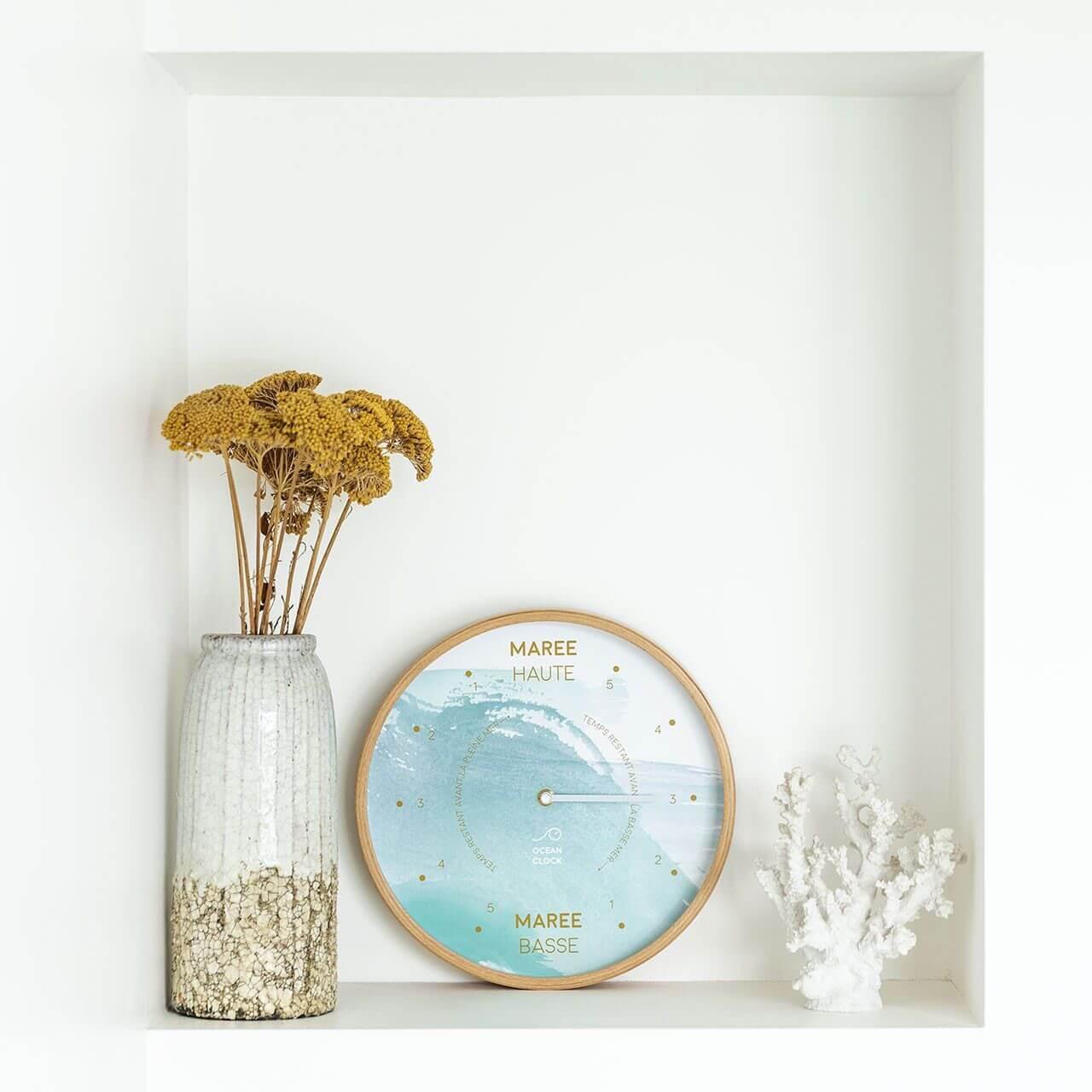 Horloge des marées Aqua - 3