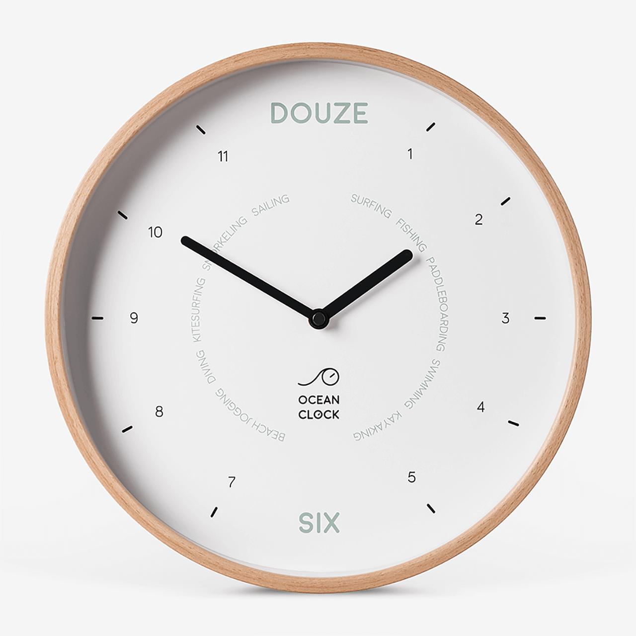 Horloge des marées Oyster - 1
