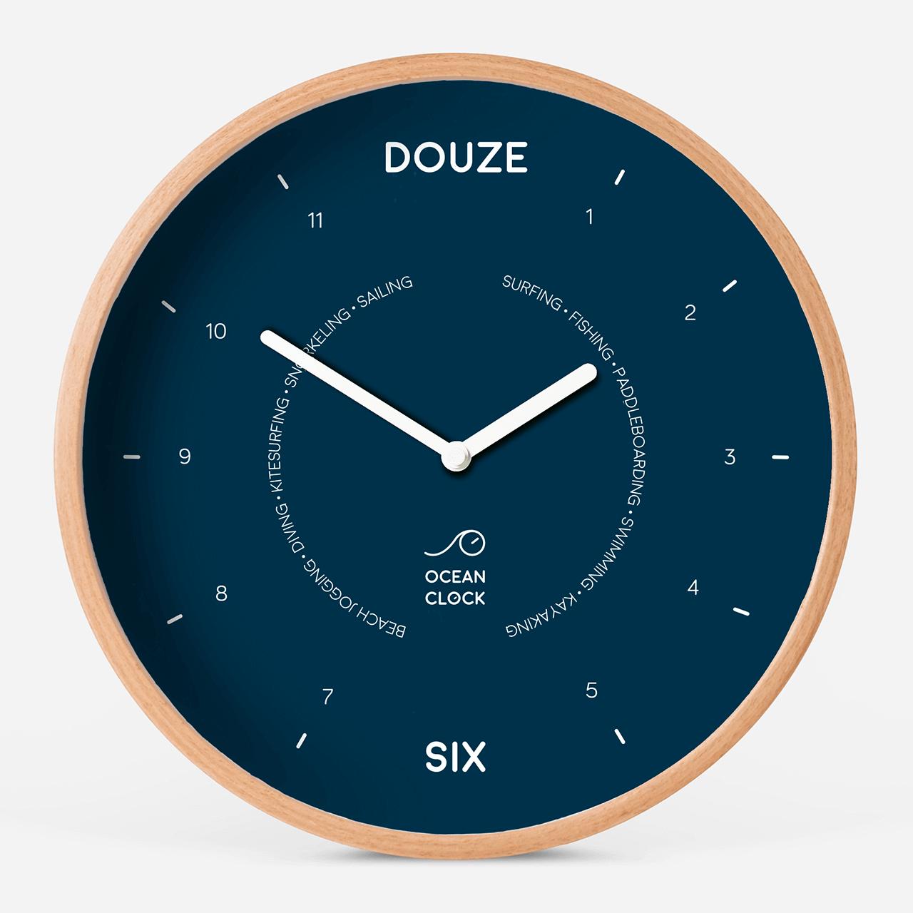 Horloge des marées Marine - 1
