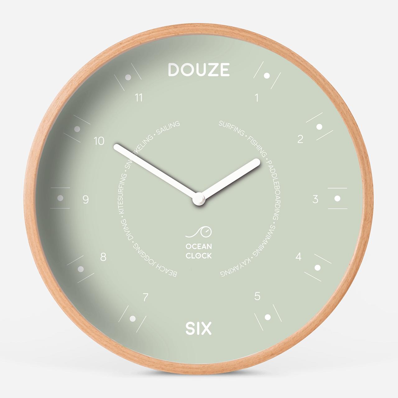 Horloge des marées Algae - 1