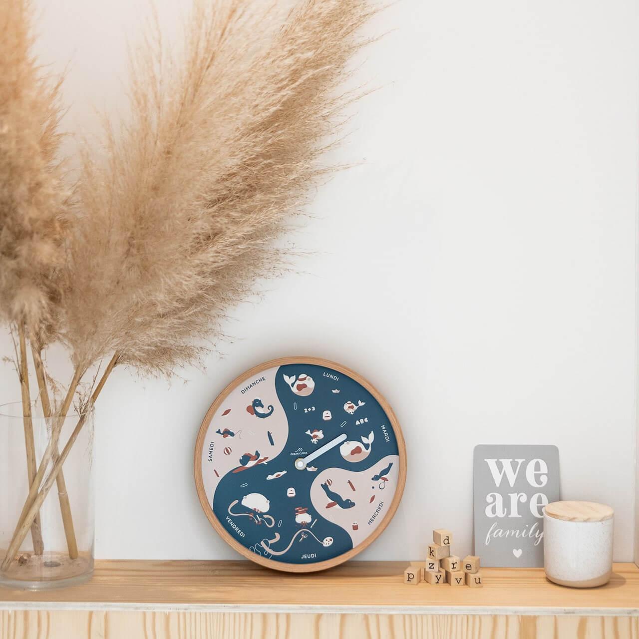 Horloge des marées for kids - 4