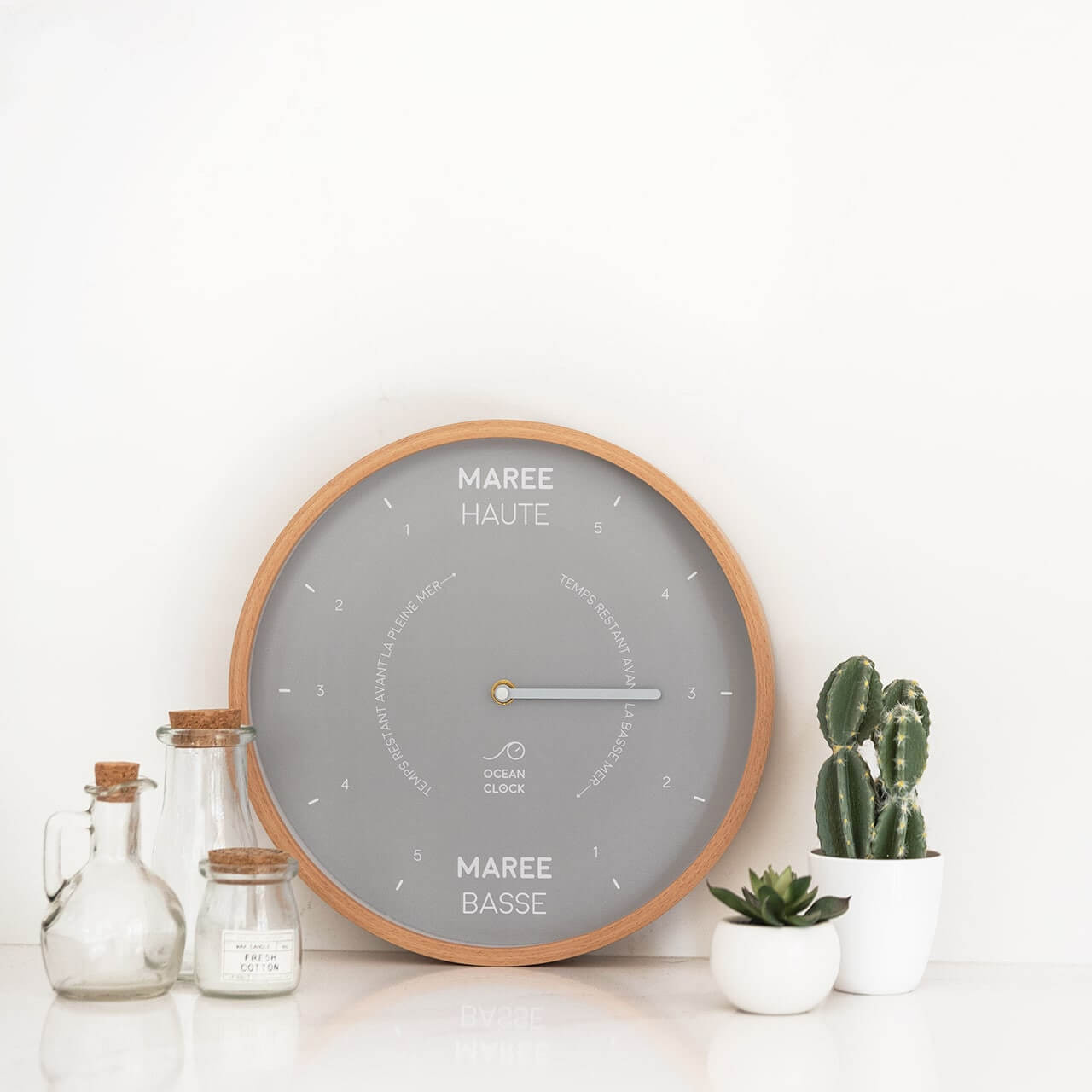 Horloge des marées Moon - 4