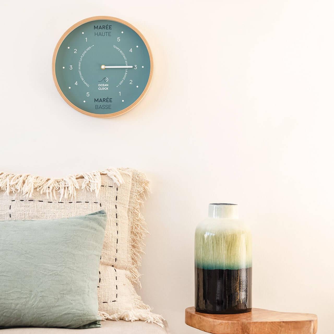 Horloge des marées Arctic Blue - 4