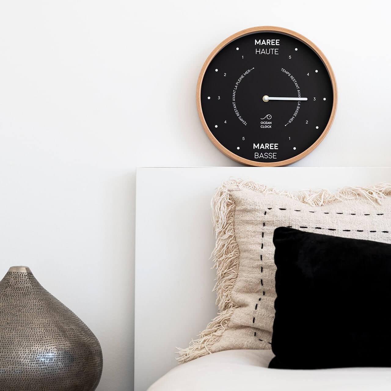 Horloge des marées Black - 4