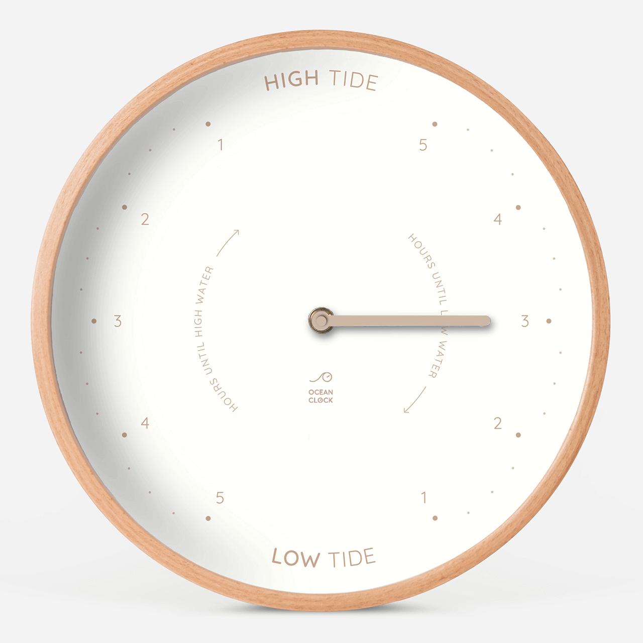 Horloge des marées Dune - 2