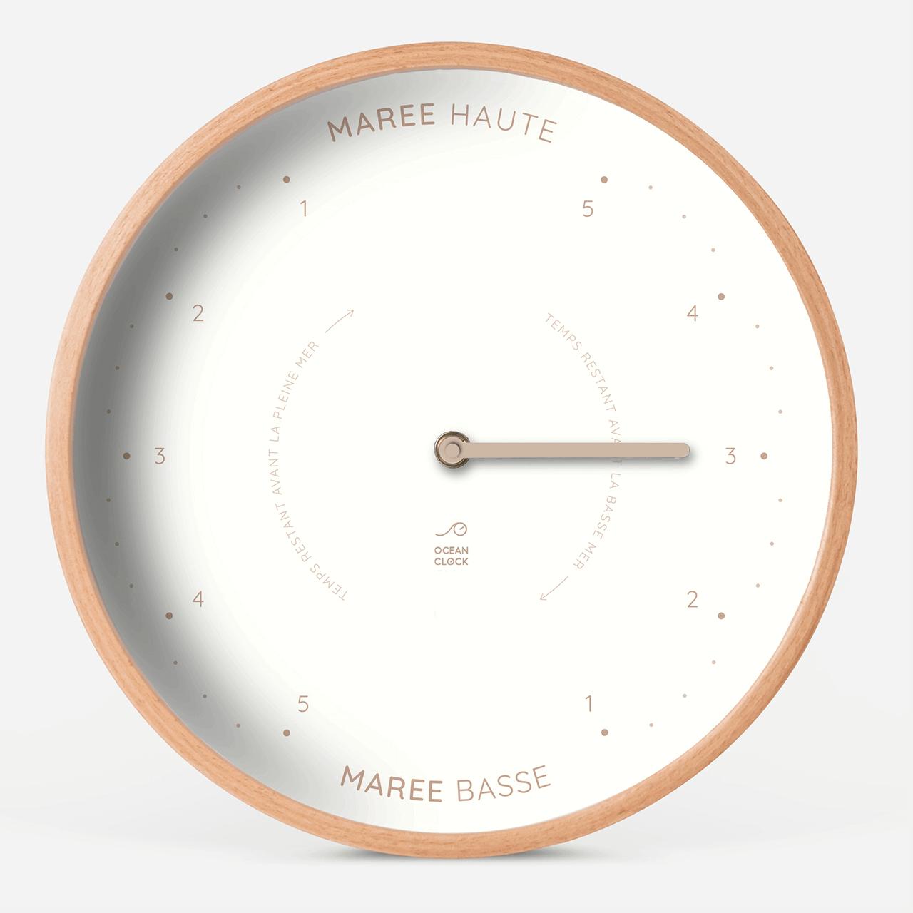 Horloge des marées Dune - 1