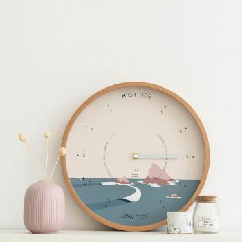 Horloge des marées Sunset - 4