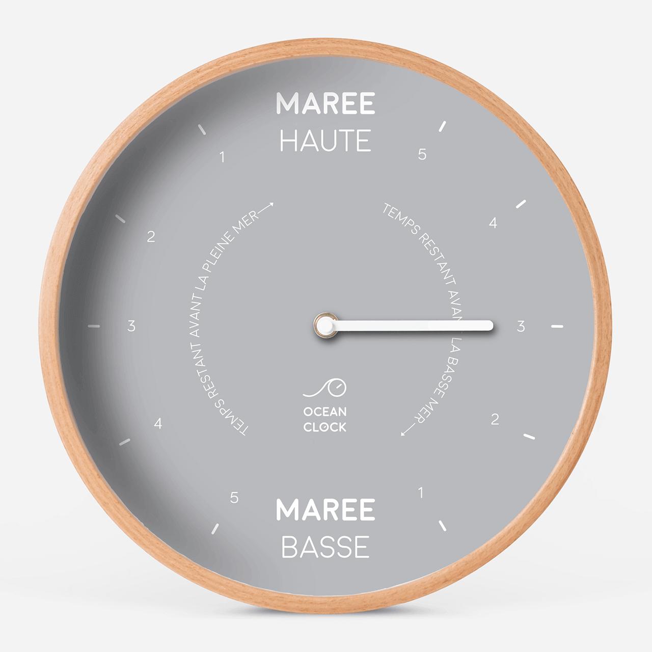 Horloge des marées Moon - 1
