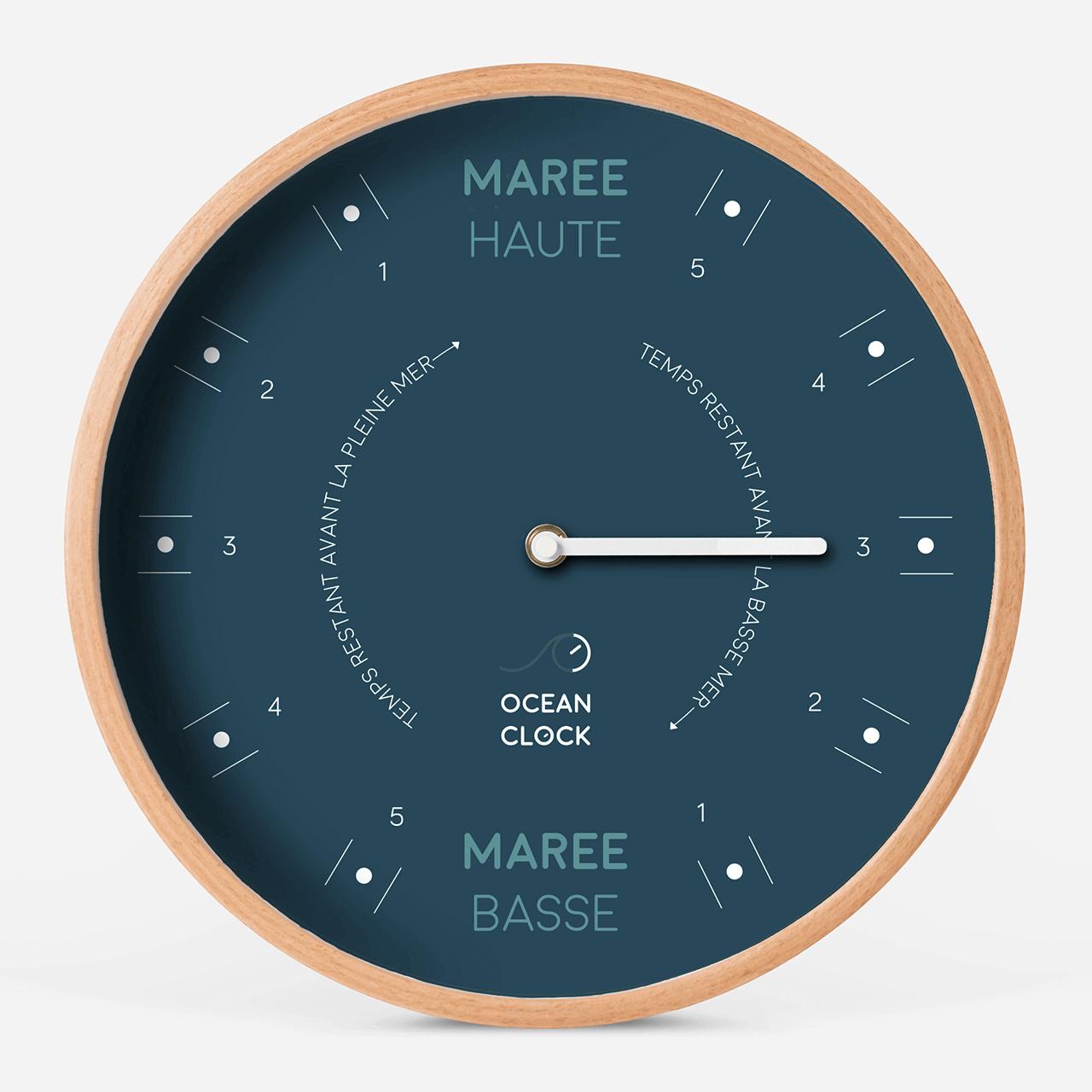 Horloge des marées Storm - 1